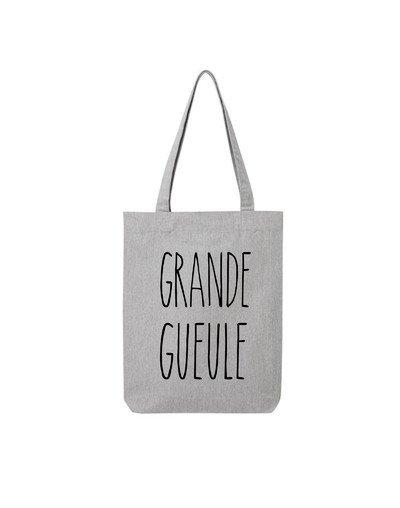 "Tote Bag ""Grande gueule"""