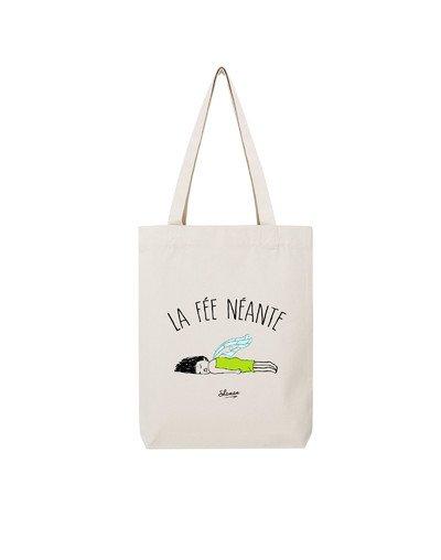 "Tote Bag ""Fée néante"""