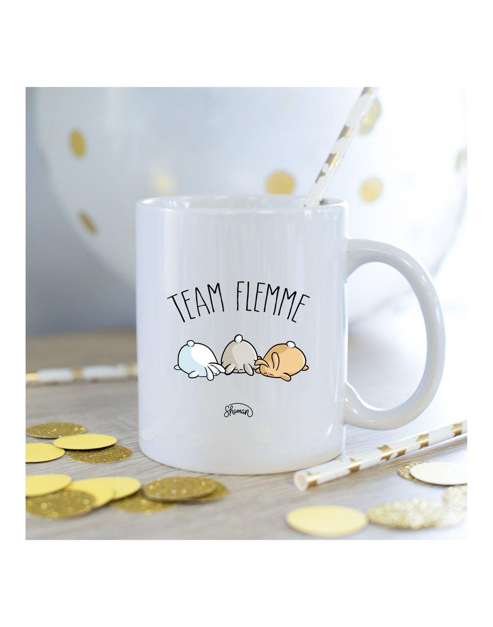 Mug Team flemme