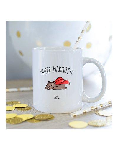 Mug Super marmotte