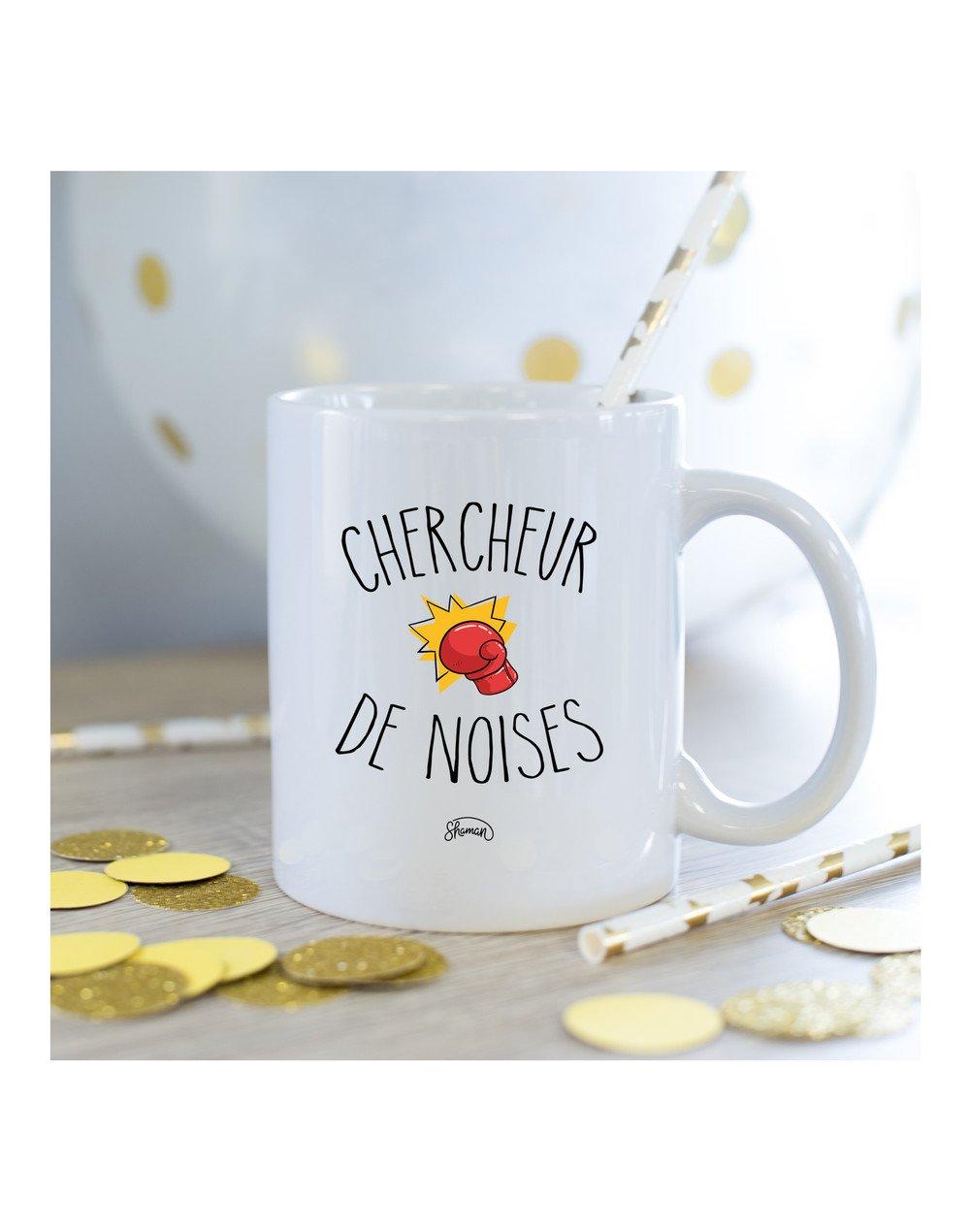 Mug Chercheur de noises