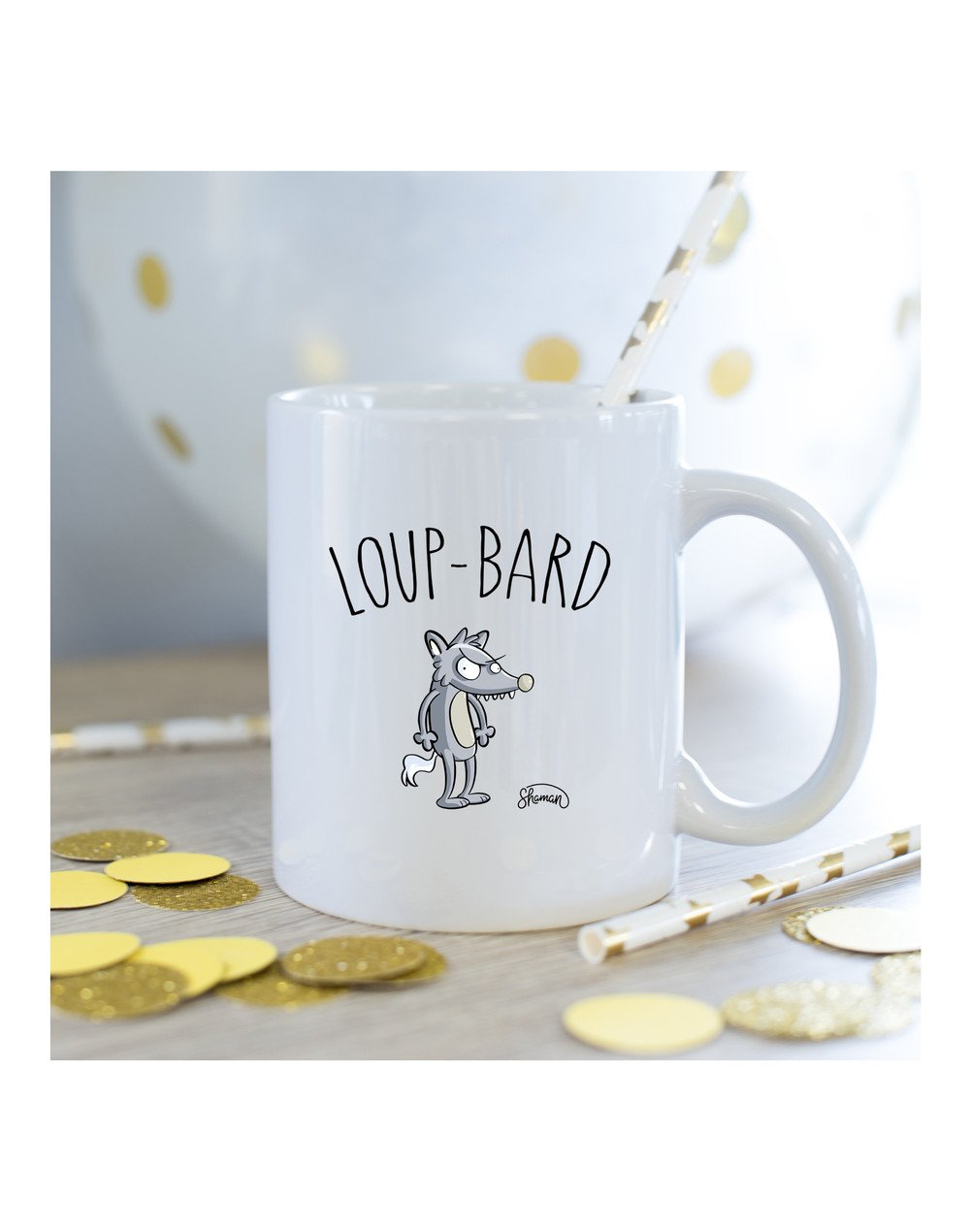 Mug Loup bard