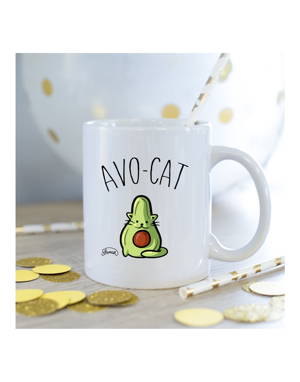 Mug Avo-cat