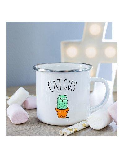 Mug catcus