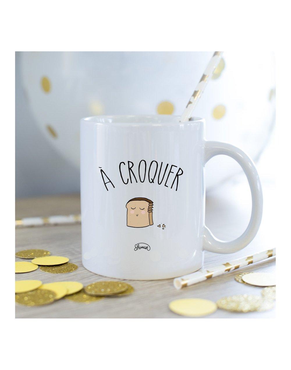 Mug A croquer