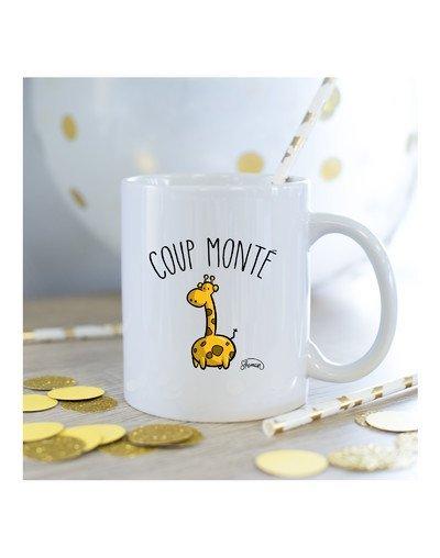 Mug Coup monté