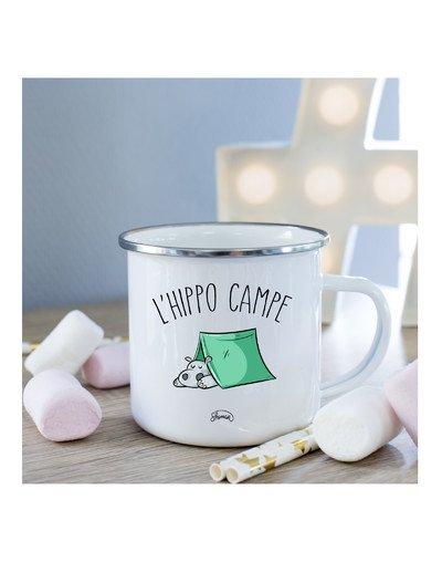 Mug Hippo campe