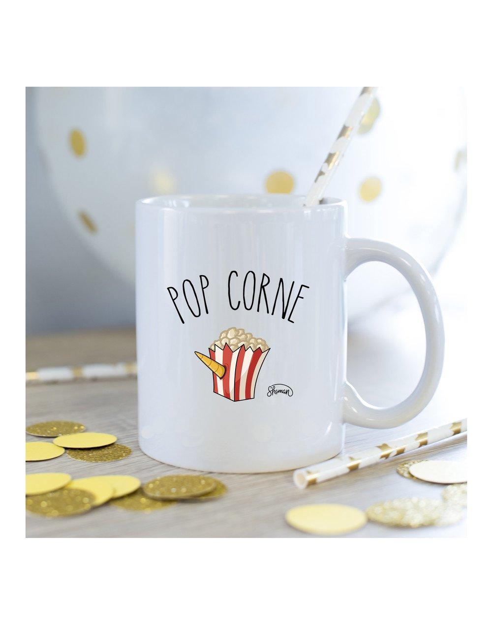 Mug Pop corne