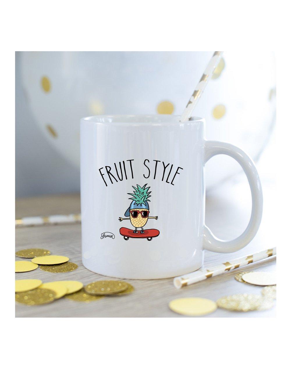 Mug Fruit style