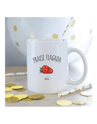 Mug Fraise flagada