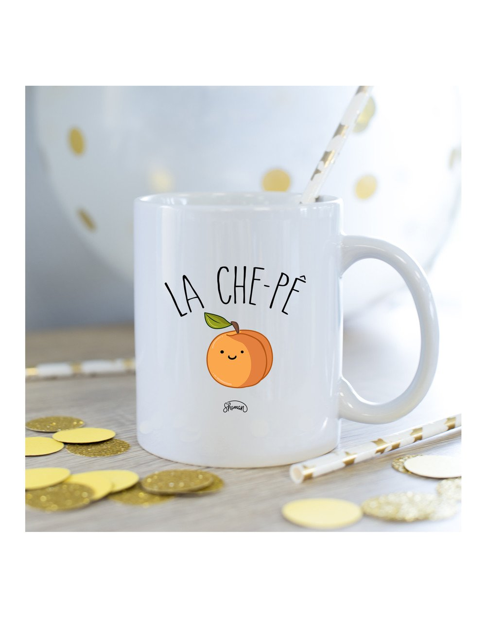 Mug La che-pé