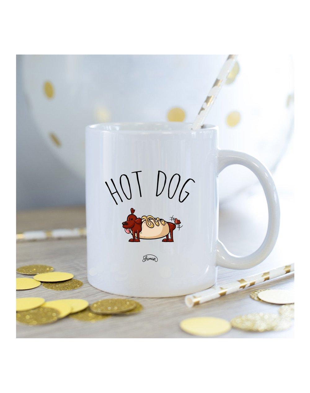 Mug Hot dog