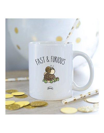 Mug Fast escargot