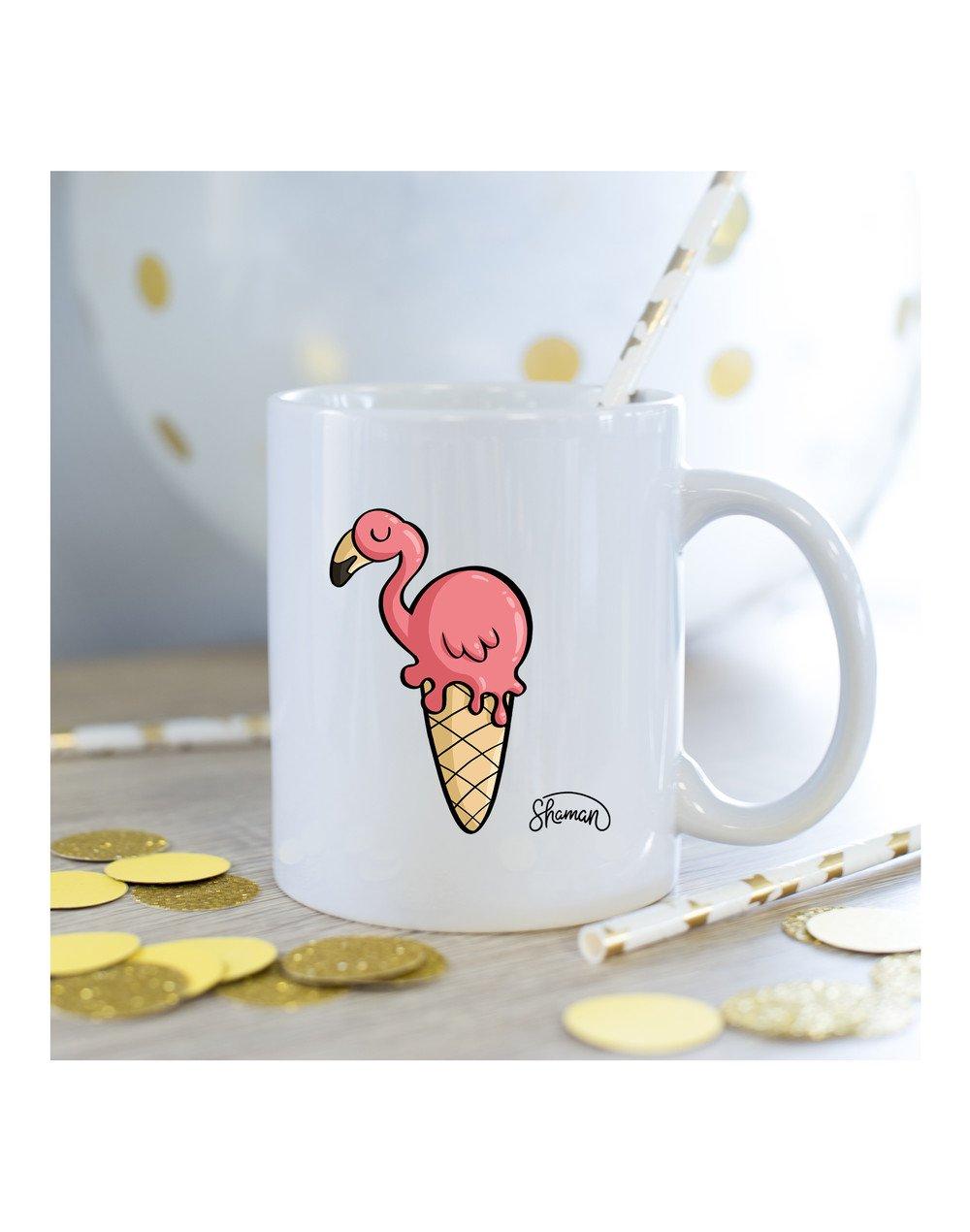 Mug Flamant ice