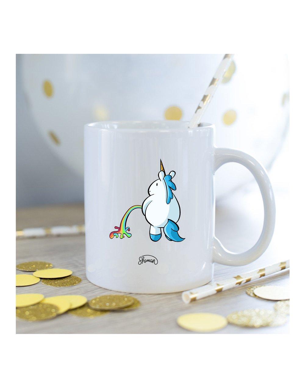 Mug Licorne pipi
