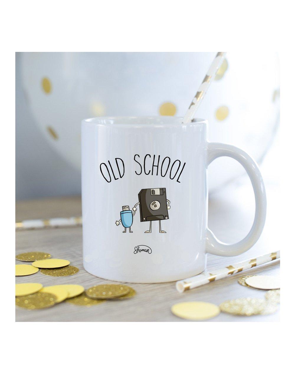 Mug old school