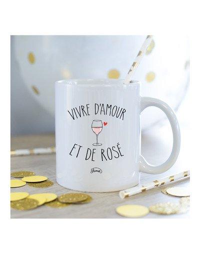 Mug Amour & Rosé