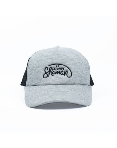 Casquette Grey & Black