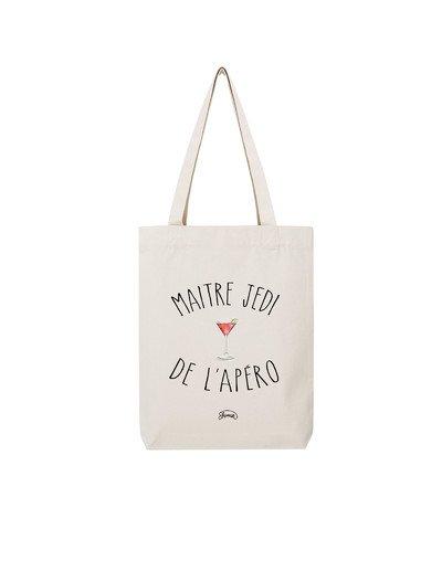 """Tote Bag """"Maitre jedi"""""""