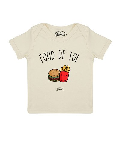 Tee shirt Food de toi