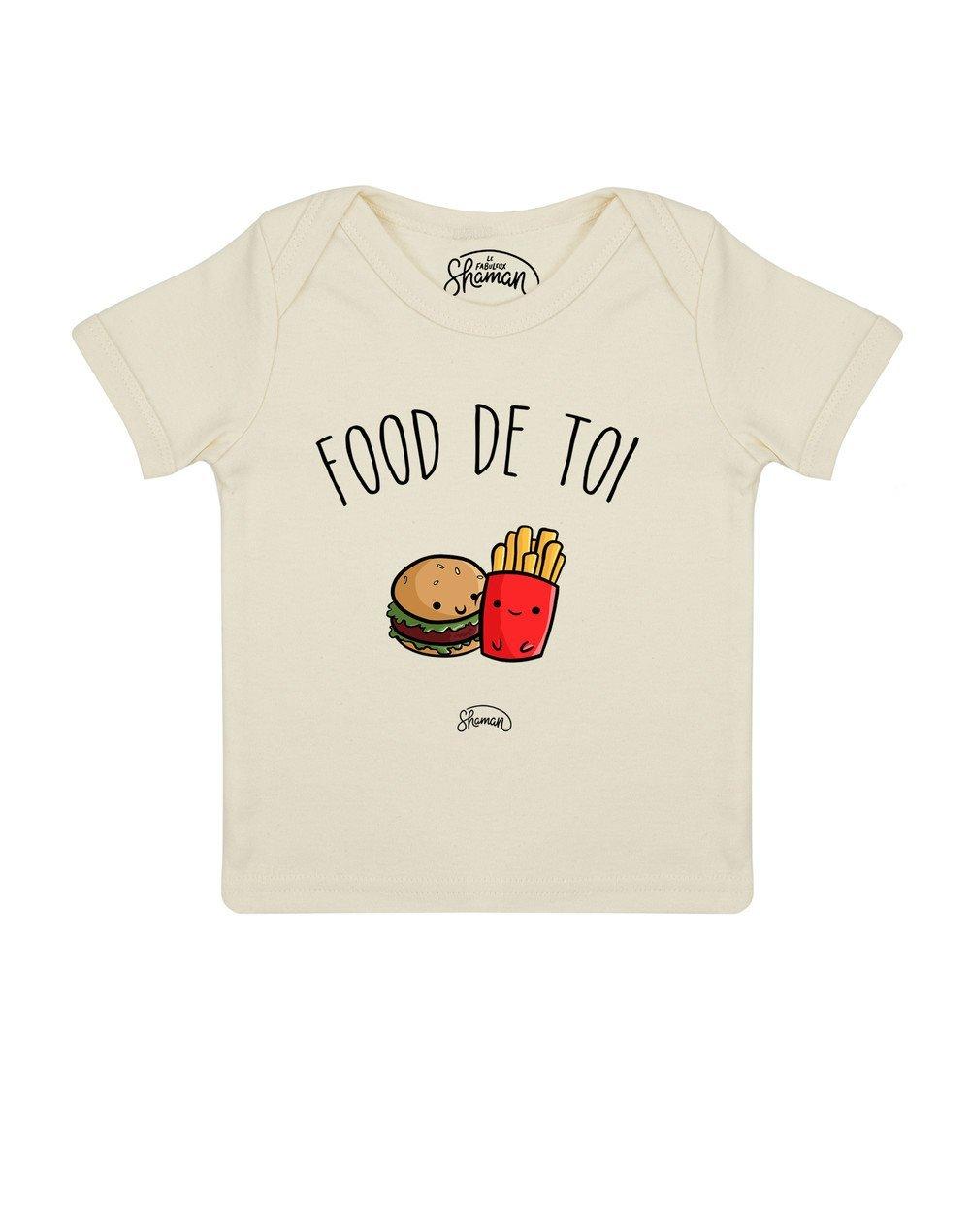 Tee shirt Food de toi