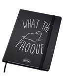 """Carnet """"what the phoque"""""""