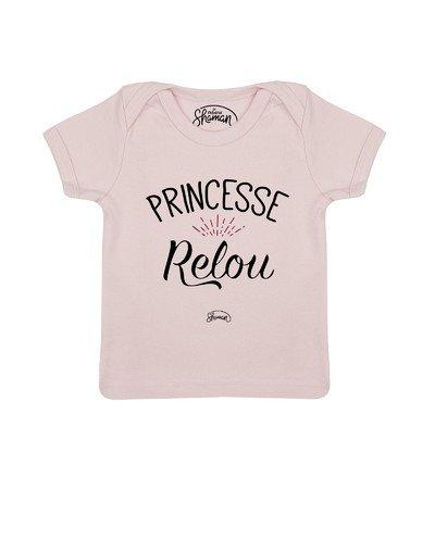 Tee shirt Princesse relou