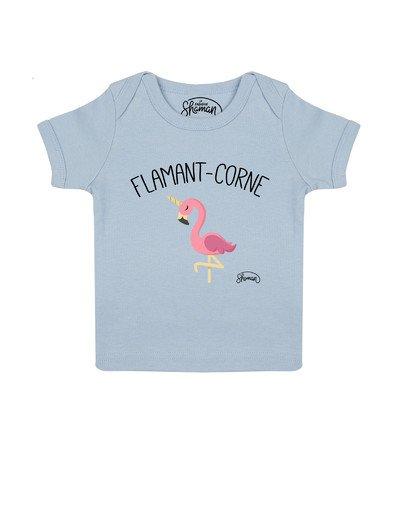 Tee shirt Flamant corne
