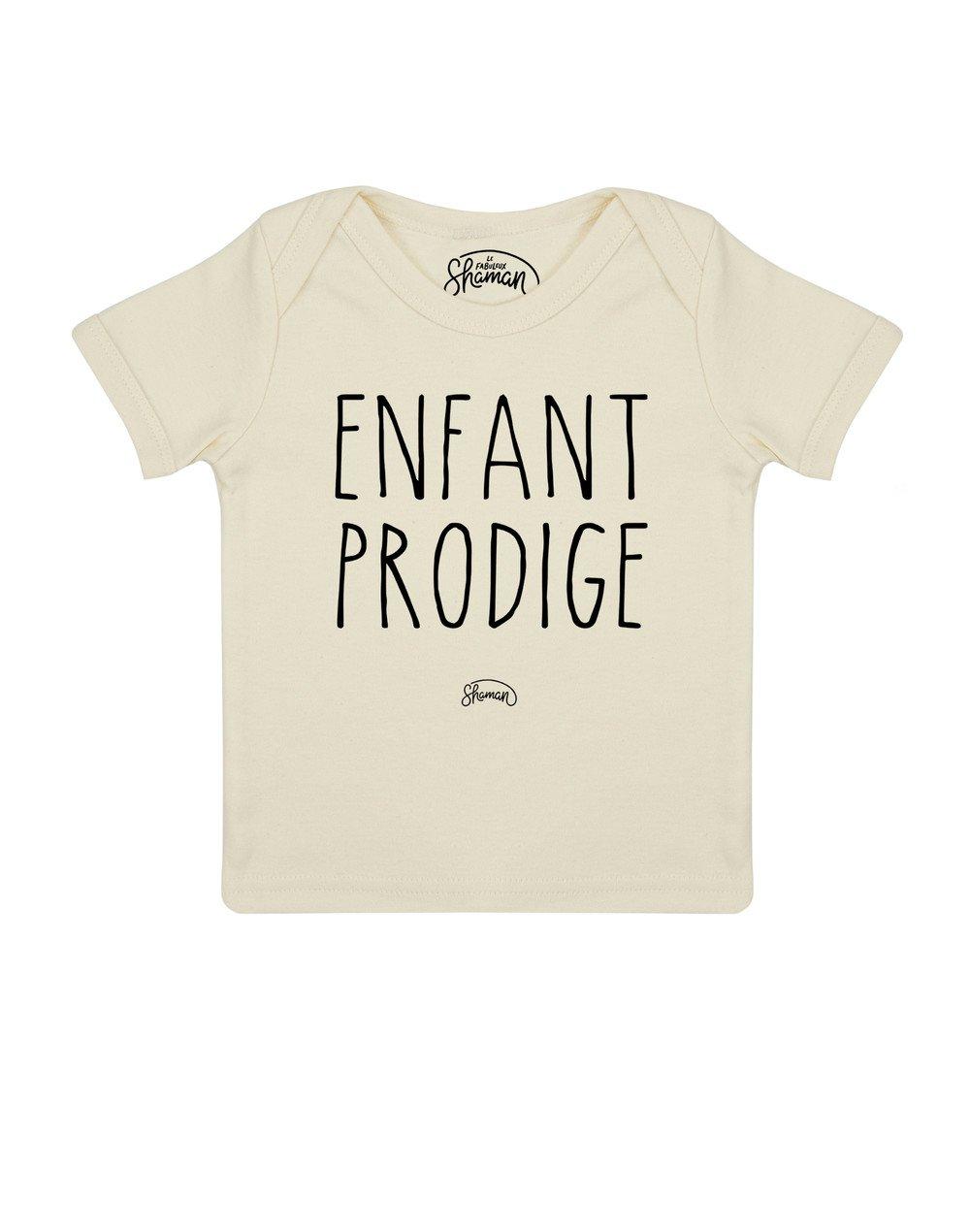 Tee shirt Enfant prodige