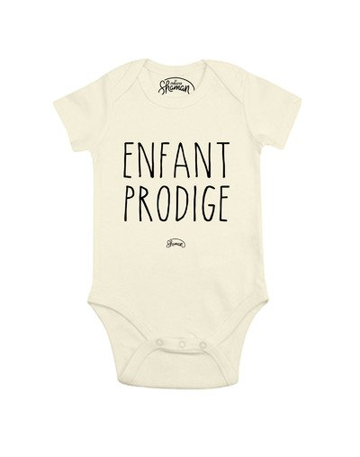 Body Enfant prodige