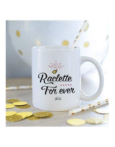 Mug Raclette forever