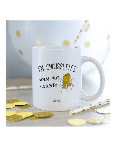 Mug Chaussette couette