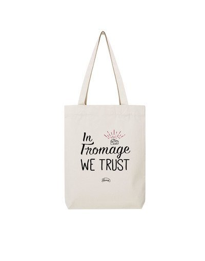 "Tote Bag ""Fromage trust"""