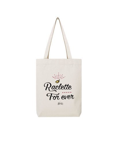 "Tote Bag ""Raclette forever"""