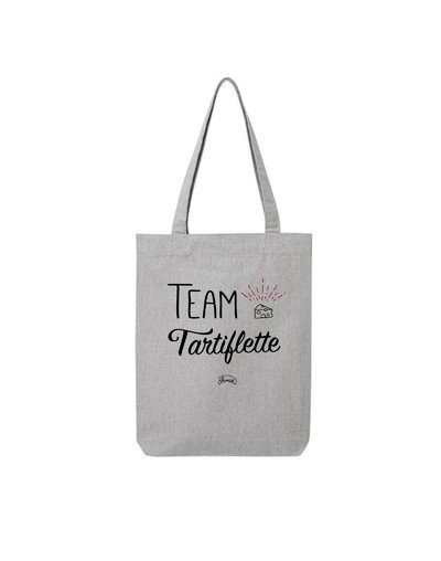 "Tote Bag ""Team tartiflette"""
