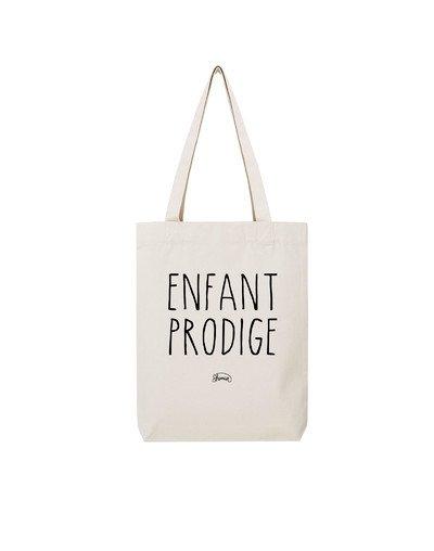 """Tote Bag """"Enfant prodige"""""""