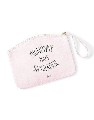 """Pochette """"Mignonne dangereuse"""""""