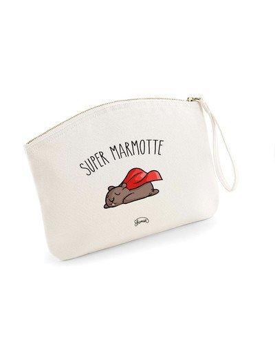 "Pochette ""Super Marmotte"""