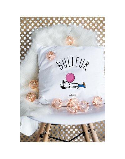 """Coussin """"Bulleur"""""""