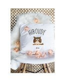 "Coussin ""Hiboude"""
