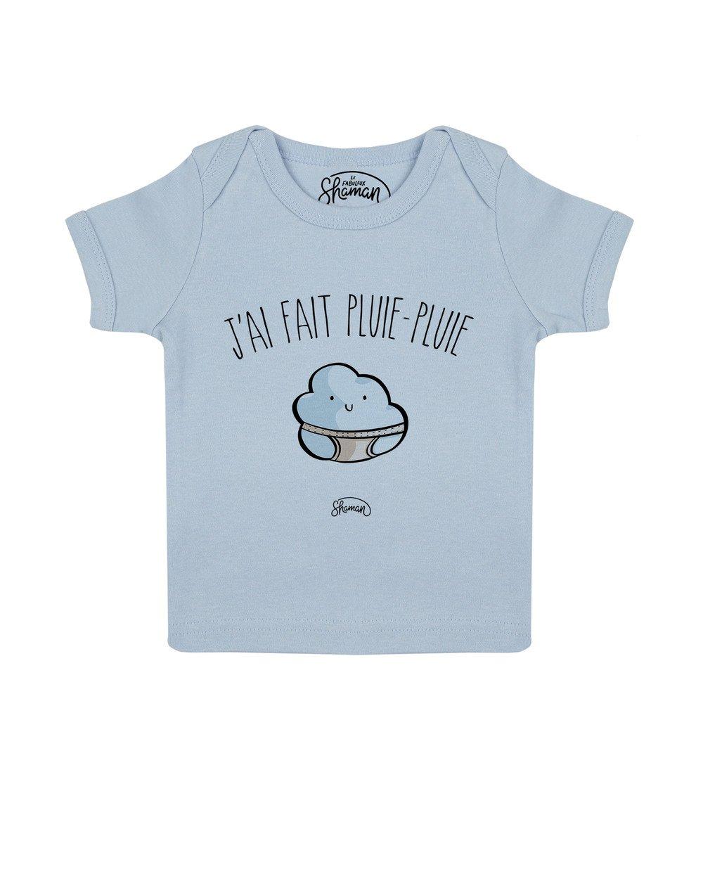 Tee shirt Pluie-pluie