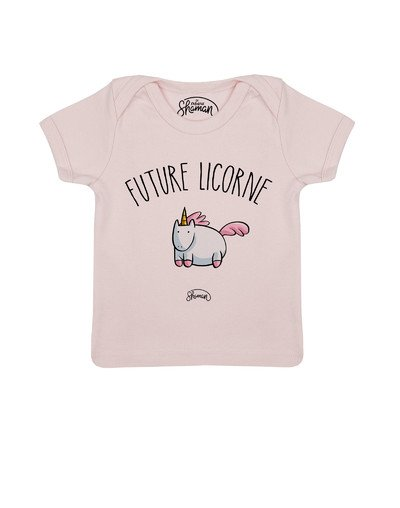 Tee shirt Future licorne