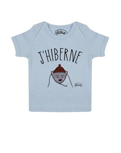 Tee shirt J'hiberne