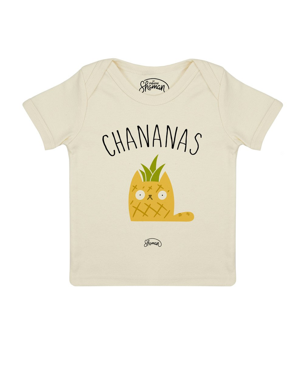 Tee shirt Chananas