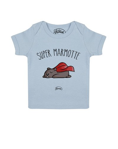 Tee shirt Super marmotte