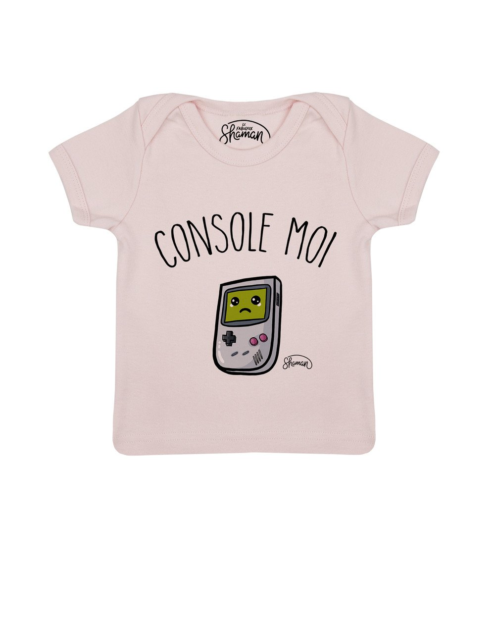 Tee shirt Console moi