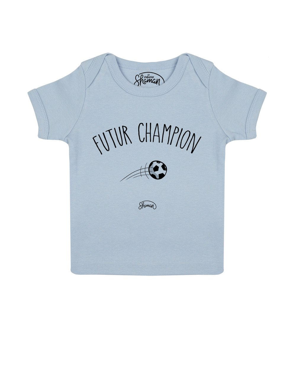 Tee shirt Futur champion