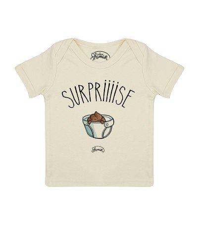 Tee shirt Surprise