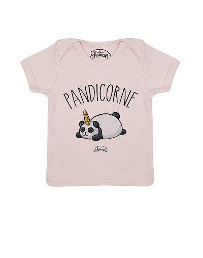 Tee shirt Pandicorne