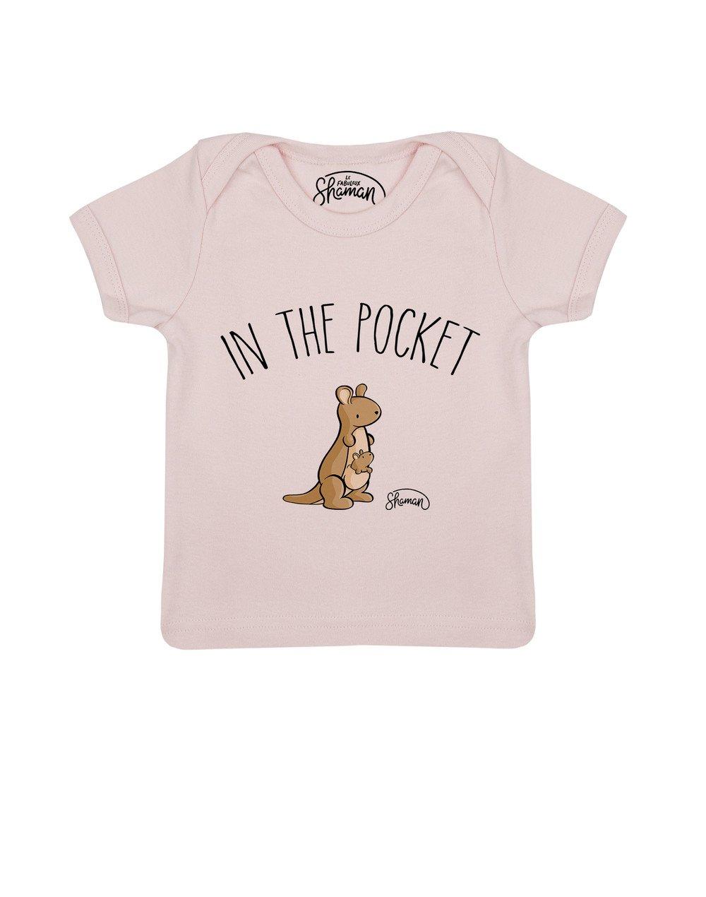 Tee shirt Pocket